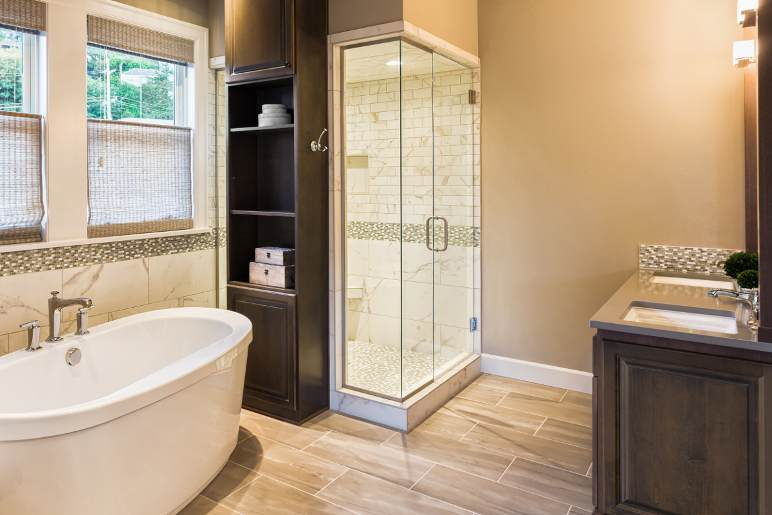 Custom Bathroom Remodeling Tacoma WA