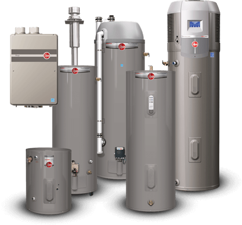 Water Heater Tacoma WA